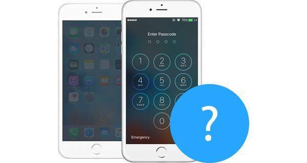 ¿Olvidó la contraseña de su iPhone?