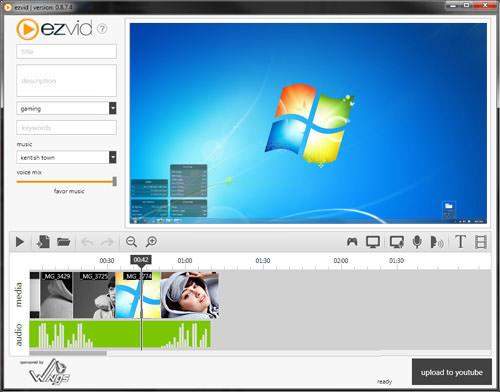 Aiseesoft Screen Recorder grabar pantalla pc windows