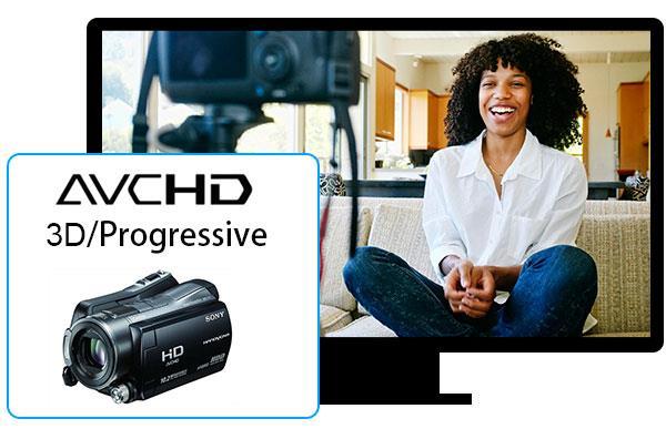 ¿Qué es el formato AVCHD?
