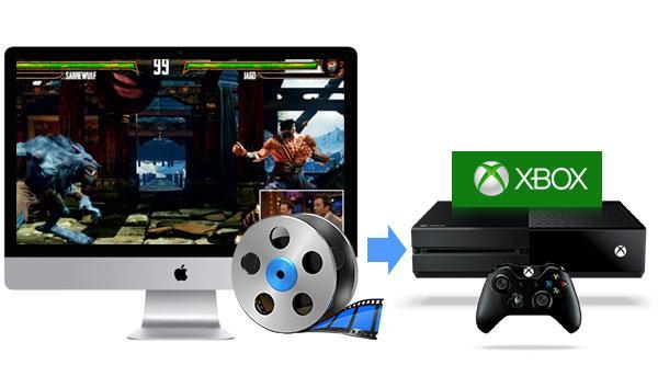 Reproduzca videos de su Mac en el Xbox 360