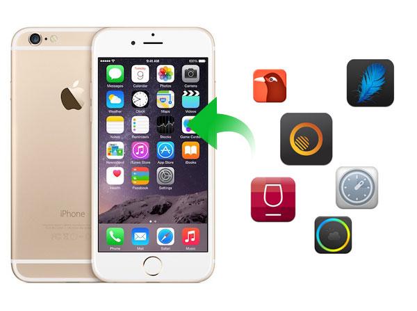 3 formas de transferir aplicativos a un nuevo iPhone