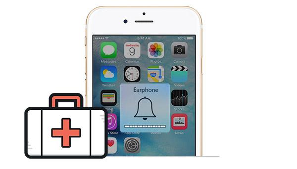 Arreglar un iPhone bloqueado en el modo auricular