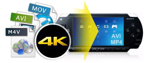El mejor convertidor de videos para PSP
