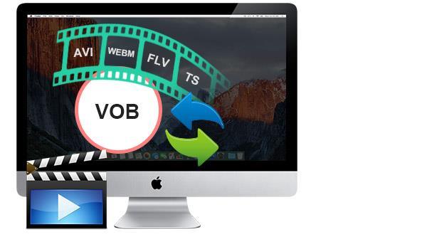 Convertir archivos VOB en un Mac