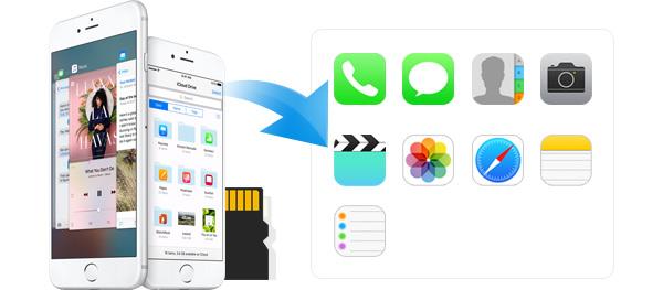 Extraer archivos de una copia de seguridad del ip