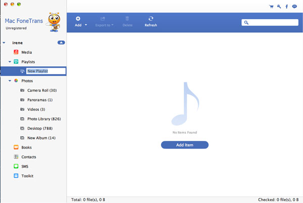 Crear y gerenciar listas de reproducción de su iPod
