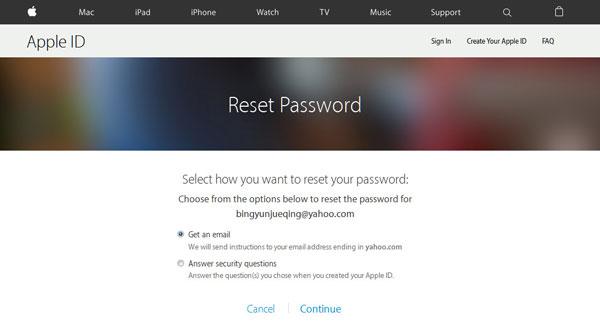 ¿Cómo cambiar su contraseña del iTunes?