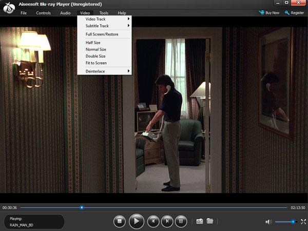 Otras funciones del Blu-ray Player