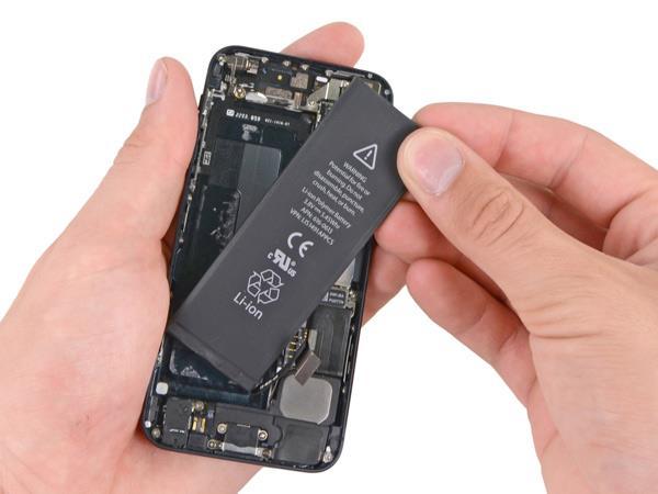 problema de pérdida de archivos al cambiar la batería del iPhone