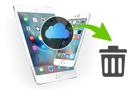 deletar conta iCloud do iPhone com FoneEraser