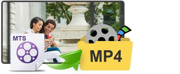 ¿Cómo convertir archivos MTS a MP4?