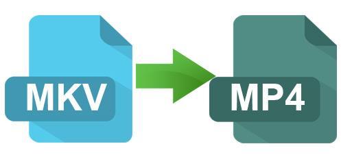 Convertir archivos MKV a MP4