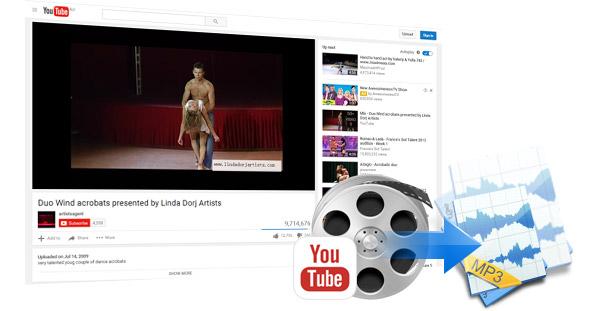 Convertir Youtube MP3 Video Converter