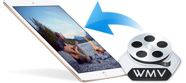 ¿Cómo convertir archivos WMV a iPad?
