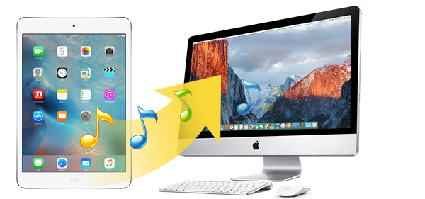 Transferir canciones del iPad a un Mac
