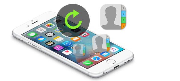 Recuperar contactos perdidos de un iPhone con FoneLab