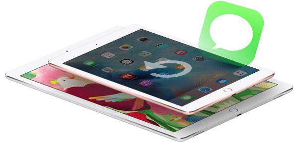 Recuperar mensajes de iPad con Aiseesoft FoneLab