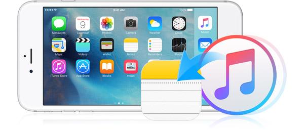 Recuperación por la copia de seguridad iPhone FoneLab