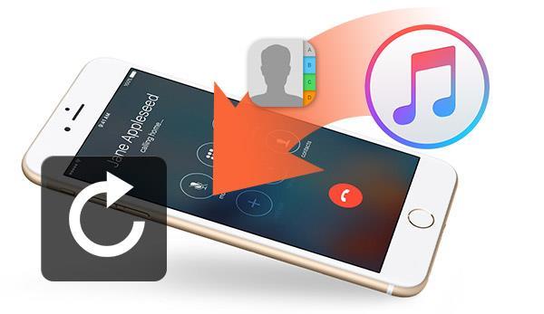 ¿Cómo restaurar los contactos de una copia de seguridad del iTunes?