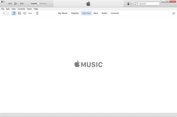 Conectar su iPhone y abrir el iTunes