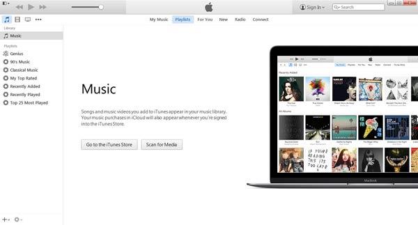 Recuperar y transferir canciones iPod con FoneLab