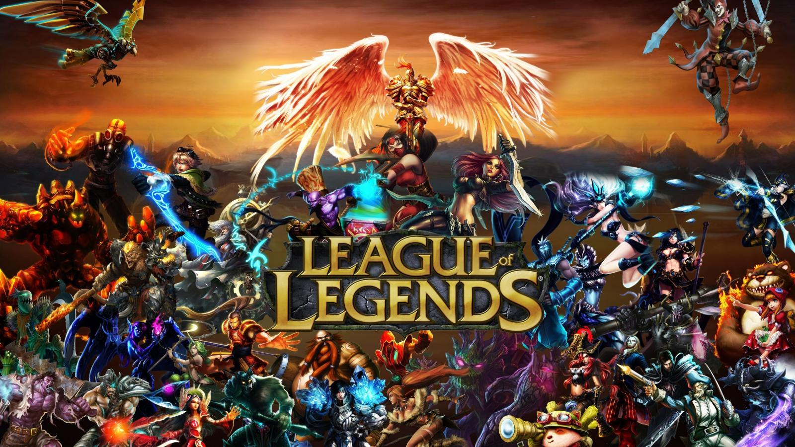 Gameplay League of Legends