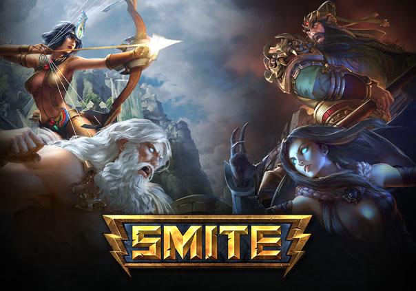 Gameplay Smite
