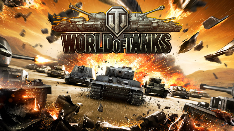 Gameplay World of Tanks