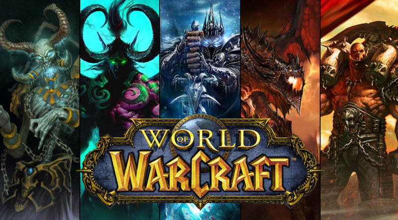 Gameplay World of Warcraft