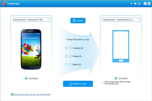 Passo 1 Resetar iPad FoneCopy