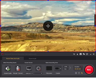 AiseeSoft Screen Recorder Melhores gravadores de música