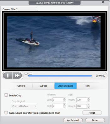 Alternativas Freemake Converter - WinX DVD