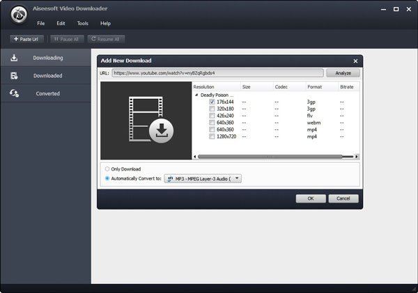 Alternativas MP3Rocket ScreenRecorder