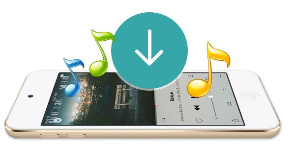 Baixar e colocar música no iPod