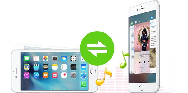 Compartilhar Músicas iPhones FoneTrans