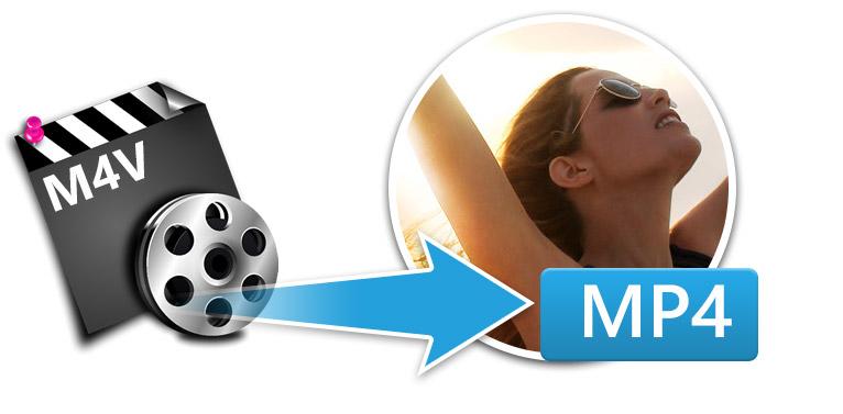 Converter vídeos M4V para MP4