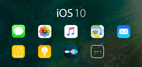 Funcionalidades iOS 10 FoneLab