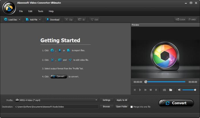 Mejores programas para descargar MP3 Video Converter Ultimate
