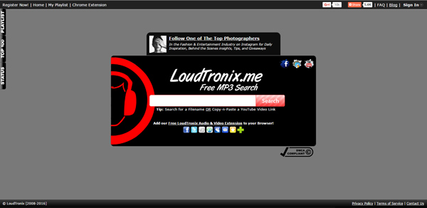 Alternativa al BeeMP3 Loudtronix ScreenRecorder