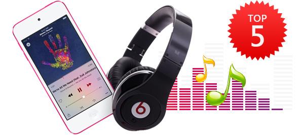 Primer Lugar mejores reproductores MP3