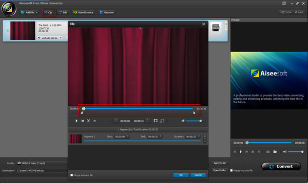 Paso 3 Programa editar MP3 Video Converter