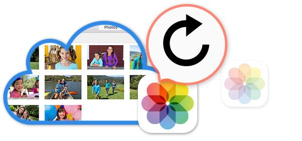 Recuperar fotos iCloud