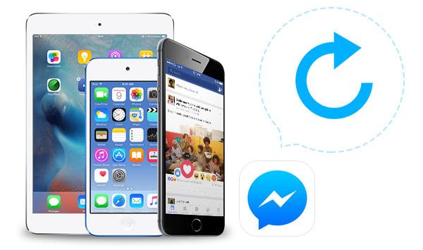 Recuperar Mensajes Facebook FoneLab