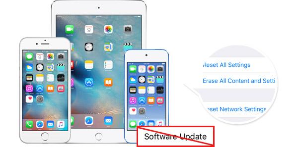 Restaurar iphone sem atualizar FoneLab