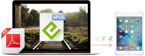 Transferir ePUB iPAD FoneTrans