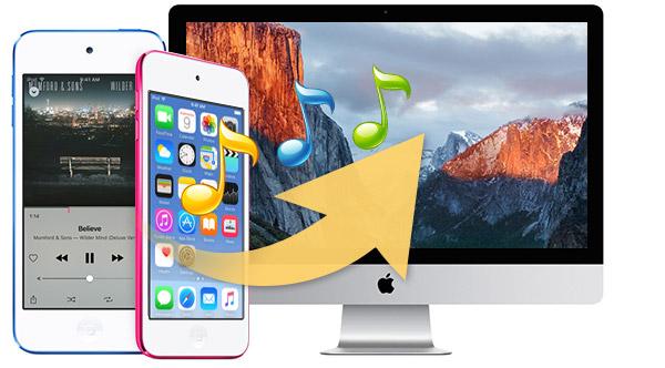 Transferir músicas de iPod para Mac - FoneTrans