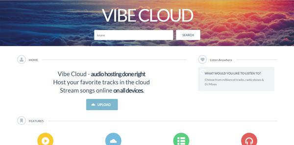 Alternativa ao BeeMP3 Vibe Cloud ScreenRecorder