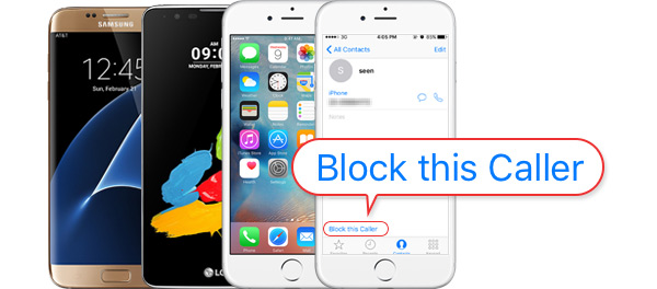 Bloquear chamadas iPhone