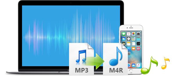 Converter áudio MP3 para M4R
