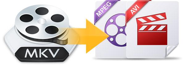 Converter vídeos MKV para AVI MPEG